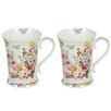 Castleton Home Bloom Cup (Set of 2)