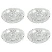 Castleton Home Mirage Plate (Set of 4)