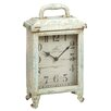 Castleton Home Table Clock