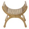 Castleton Home Issa Yuyu Wood Bench