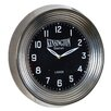 Castleton Home Metal Wall Clock