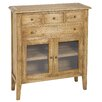 Castleton Home Issa 4 Drawer Cabinet