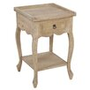 Castleton Home 1 Drawer Bedside Table