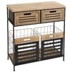 Castleton Home Auxiliary Kitchen Island