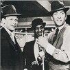 Castleton Home 'Frank Sinatra, Dean Martin & Sammy Davis Jr.' Photographic Print