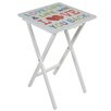 Castleton Home 64cm Square Folding Table