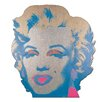 Castleton Home 'Marilyn Monroe' by Andy Warhol Memorabilia