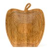 Castleton Home Apple Foldable Fruit Basket
