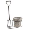 Castleton Home Rustic Fork and Basket