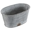 Castleton Home Aubenas Oval Trough Planter