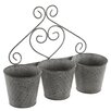 Castleton Home Chartwell Chandler Wall Planter