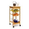 Castleton Home Arthur Kitchen Cart