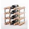 Castleton Home Hilal Classic 12 Bottle Wine Rack