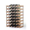 Castleton Home Hilal Classic 40 Bottle Wine Rack