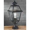 Castleton Home Reza Exterior Pedestal 1 Light Post Light