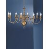 Castleton Home Luft 8 Light Candle Chandelier