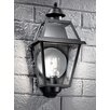 Castleton Home Reza 1 Light Outdoor Wall Lantern
