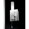 Castleton Home 1 Light Semi-Flush Wall Light