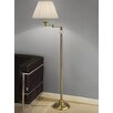 Castleton Home Swing Arm 155cm Reading Floor Lamp