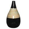Castleton Home Cleo Bamboo Vase