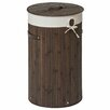 Castleton Home Kayo Round Laundry Hamper