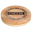 Castleton Home 4 Piece Knife Cheese Storage Board Set