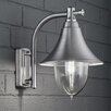 Castleton Home Renzo 1 Light Outdoor Sconce