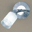 Castleton Home Cara 1 Light Semi-Flush Wall Light