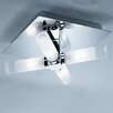 Castleton Home 4 Light Semi-Flush Ceiling Light