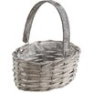 Castleton Home Willow Oval Basket