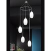 Castleton Home Glass Oval Pendant Shade