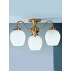 Castleton Home Glass Bowl Wall Sconce Shade