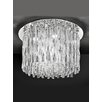 Castleton Home Galaxy 12 Light Flush Ceiling Light