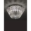 Castleton Home Imogen 6 Light Flush Ceiling Light