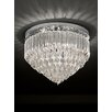 Castleton Home Valo 6 Light Flush Ceiling Light