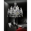Castleton Home Chifa 12 Light Crystal Chandelier