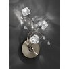 Castleton Home Odette 3 Light Semi-Flush Wall Light