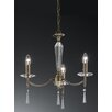 Castleton Home Harriett 3 Light Crystal Chandelier