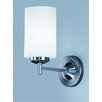 Castleton Home Sia 1 Light Semi-Flush Wall Light