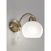 Castleton Home Tina 1 Light Semi-Flush Wall Light
