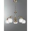 Castleton Home Tina 5 Light Style Chandelier