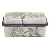 Castleton Home Blossom Ceramic Trinket Box