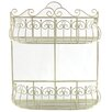 Castleton Home 2 Tier Wall Basket