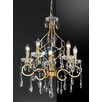 Castleton Home Chifa 5 Light Crystal Chandelier