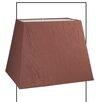 Castleton Home 41cm Premium Faux Silk Rectangular Lamp Shade