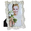 Castleton Home Pearls Picture Frame