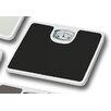 Home Basics Non-Skid Bathroom Mechanical Digital Scale