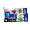 Everything Kids Choo Choo 4 Piece Toddler Bedding Set