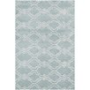Bakero Riviera Hand-Tufted Light Blue Area Rug