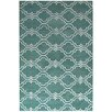 Bakero Riviera Hand-Tufted Green Area Rug